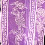 2016-03-10 Giraffe, turtle, peacock shell scarves 029