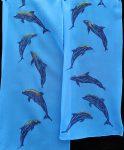Dolphin Fun Scarf