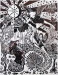 Angel's Dragon Print