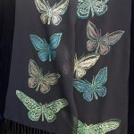 Butterfly Migration 1 Scarf