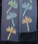 Lake Dragonfly Scarf
