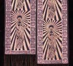 Madonna lily scarves