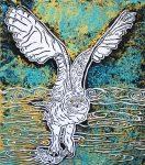 Night Owl Print: