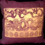 Gemini and Early Dragons Pillow