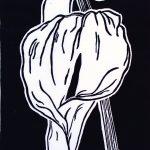 Three Lilies Print