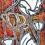 Tulips and Poppies 1st print