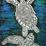 Turtle Awe Print