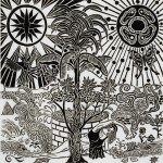 Original Garden Print